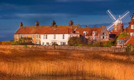 Rupert Brooke and Cley next the Sea
