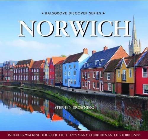 Walking tours of Norwich