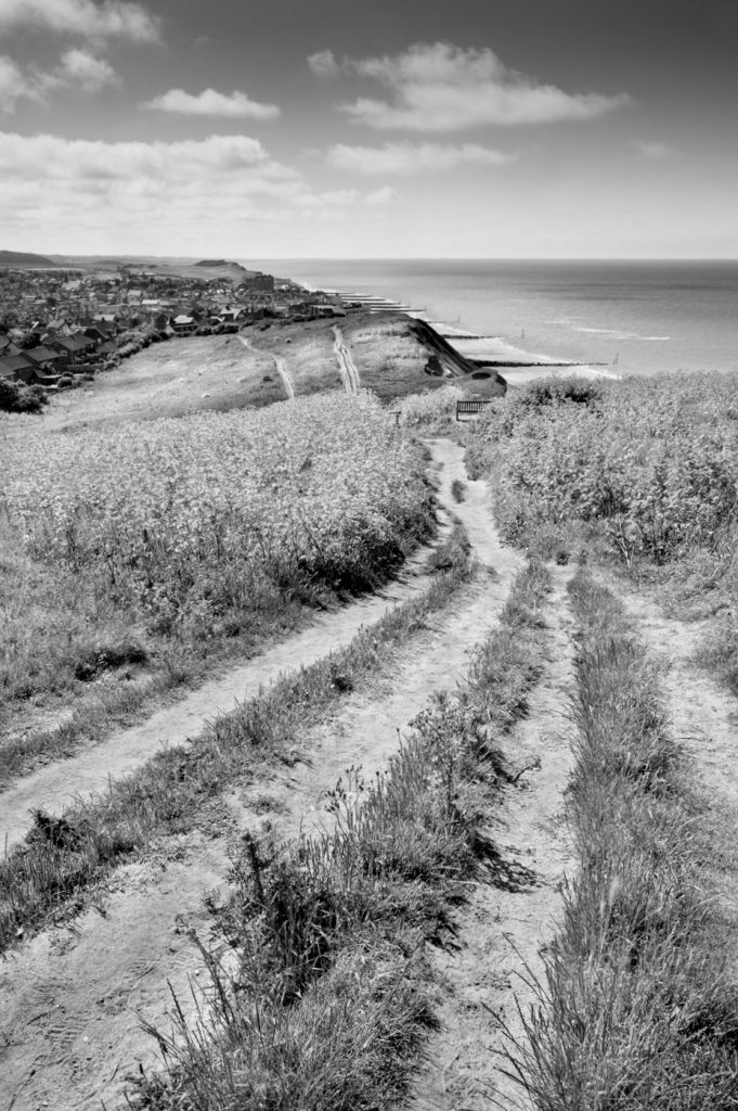 sheringham-coast-path