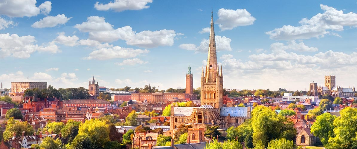 20 Facts about Norwich and Norfolk